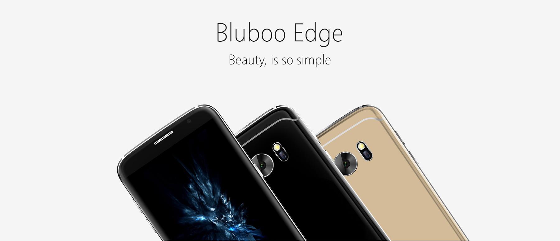 Test Bluboo Edge