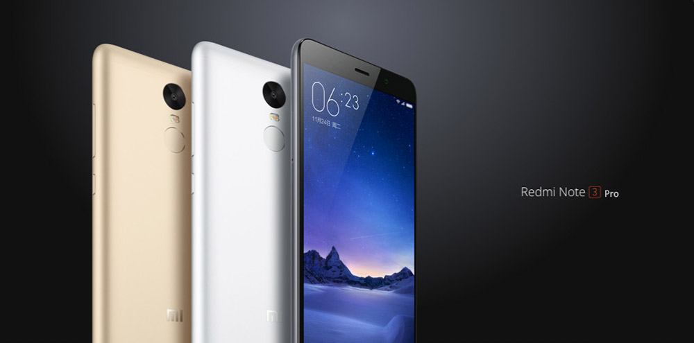 Deal du jour Xiaomi Redmi Note 3 Pro international