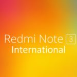 Deal du jour: Xiaomi Redmi Note 3 Pro international