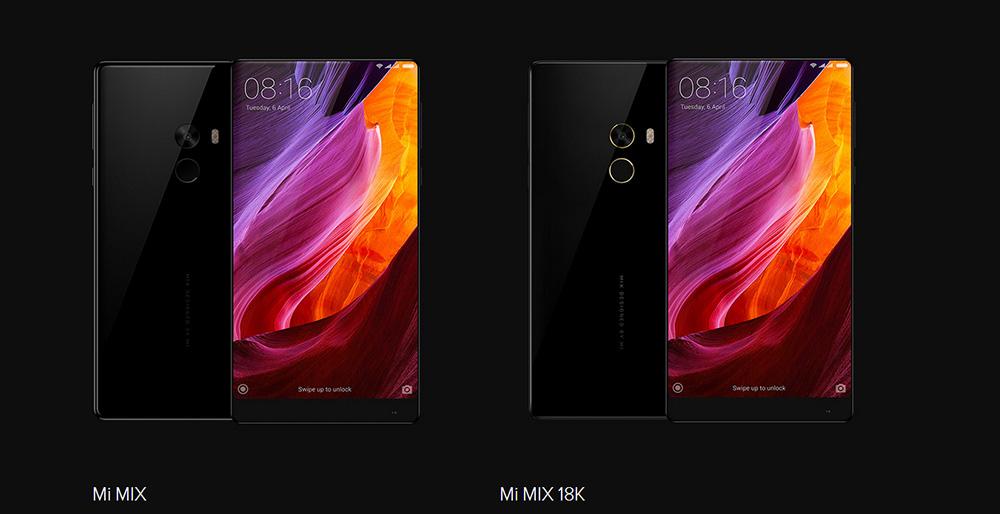 Deal du jour: Xiaomi Mi Mix