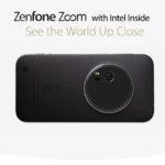Deal du jour: Asus Zenfone Zoom toutes bandes (700Mhz et 800Mhz)
