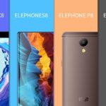 Elephone X8 5.5 pouces Full HD Helio X30 8Go Ram