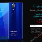 Umidigi Crystal Plus 5.5 FHD Snapdragon 835 6Go Ram
