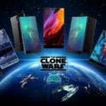 Clones, la guerre des clones voici une liste complète