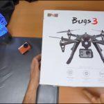 Test du MJX B3 Bugs 3,un drone parfait pour rejoindre le monde des fous volant ;)