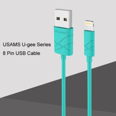 U-gee SeriesUSAMS U - gee Series US SJ038 8 Pin USB Cable