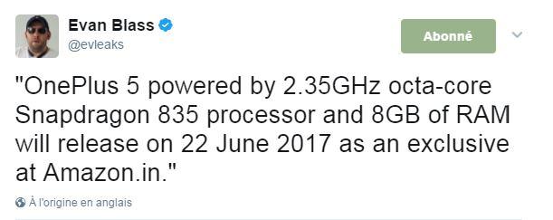 Oneplus 5 8Gb
