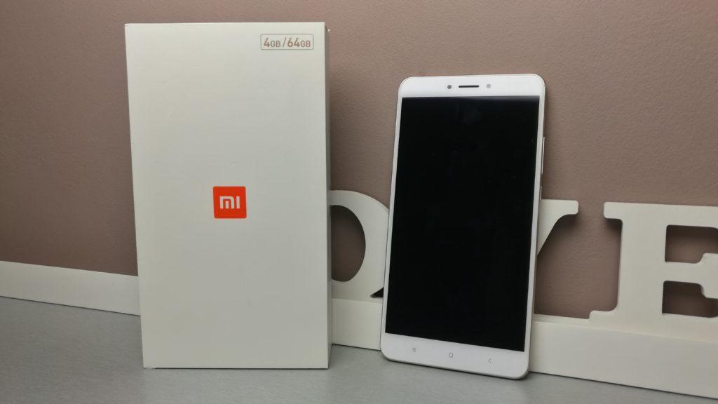 Test Xiaomi Mi Max 2