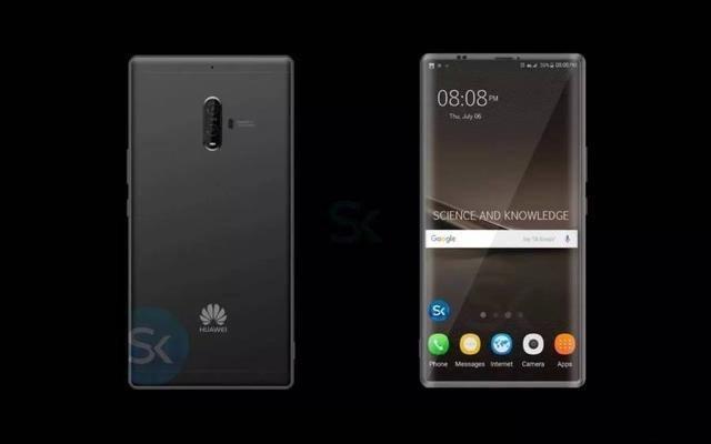 Huawei Mate 10 leaks