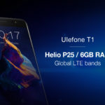 Ulefone T1 5.5 FHD 6Go Ram Helio P25