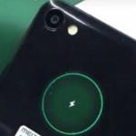 Un second écran arrière pour le Meizu X2?