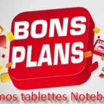 Codes promos tablettes notebook et Box TV