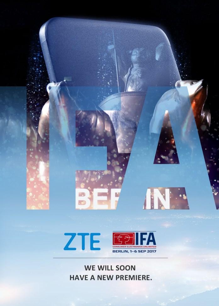 zte ifa 2017 poster