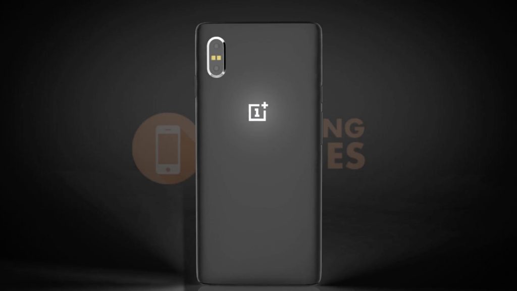 OnePlus 6 Concept back
