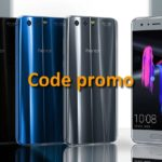 Huawei Honor 9 Black à €303.16 code promo