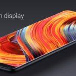 Xiaomi Mi MIX 2 prix, spécifications et disponibilité