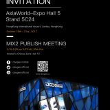 Doogee carte d'invitation