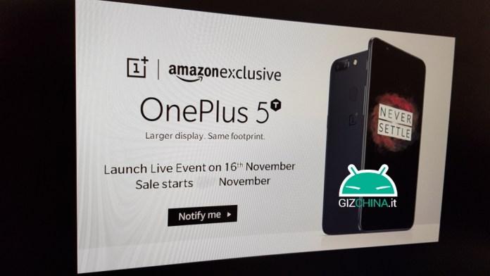 Oneplus 5t date presentation leak
