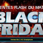 Jeu concours Black Friday: les codes promos du 23 Novembre au 30 Novembre