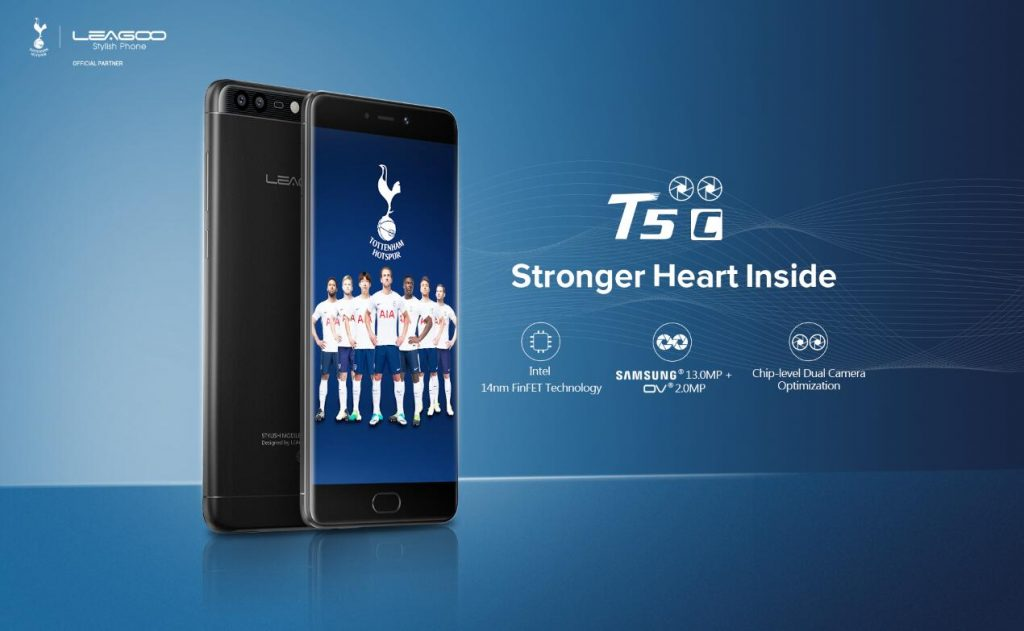 LEAGOO T5c no intel