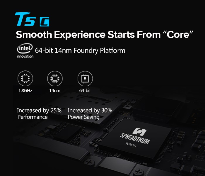 Leagoo T5c Performance CPU