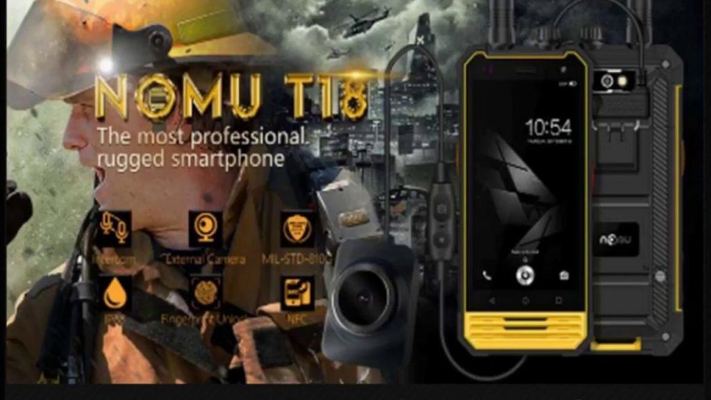 NOMU T18