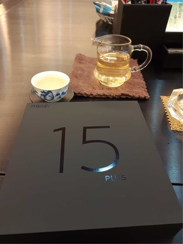 Meizu 15 et Meizu 15 Plus