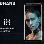 Uhans I8 vers la reconnaissance faciale