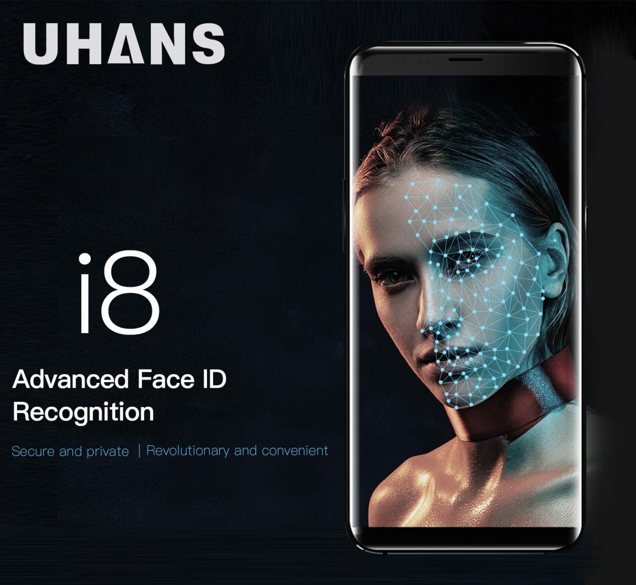 Uhans I8 Face ID