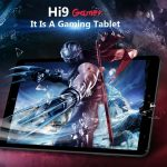 Chuwi Hi 9, une tablette qui vise les gameurs