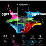 M-HORSE Pure 2, le smartphone pour les joueurs du PMU :)