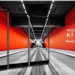 KOOLNEE K1 Trio, un smartphone sublime!