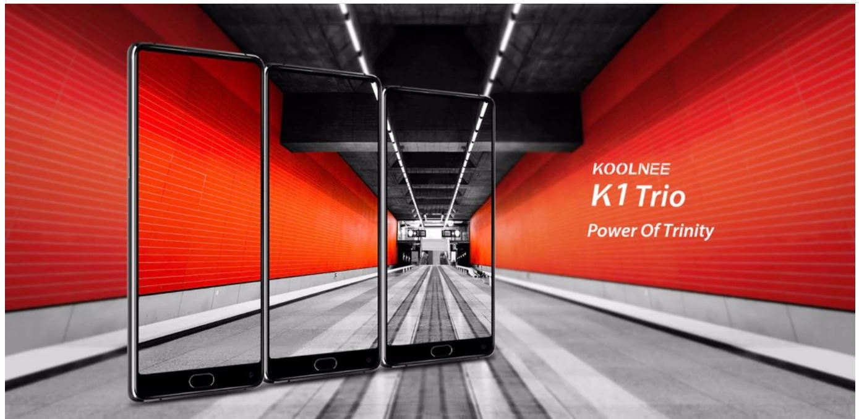 KOOLNEE K1 Trio