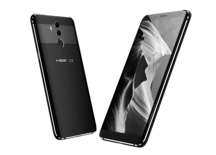Meiigoo Mate10 clone Huawei Mate 10