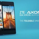 ZTE d'autres smartphones pliables en approche