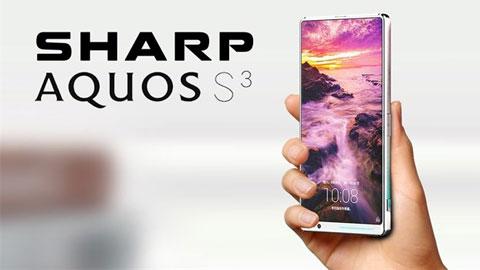 Sharp Aquos S3 à la une