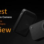 Xiaomi Mijia Mini 4K Caméra + Gimbal Mi en test