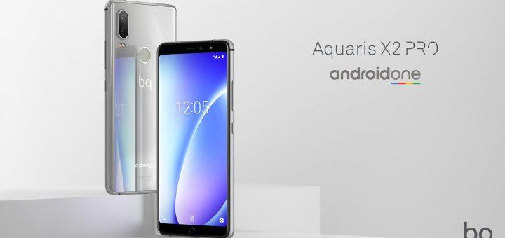 BQ Aquaris X2 Pro à la une