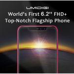 UMIDIGI Z2, un IphoneX-like en 6.2 pouces :)