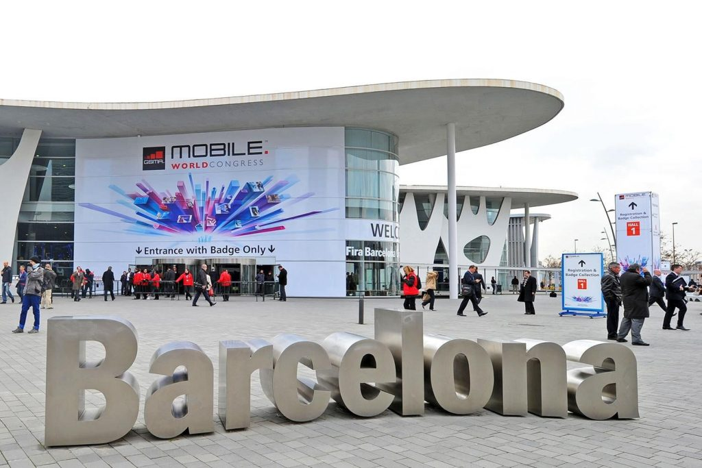 MWC 2018 Barcelona