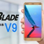 ZTE Blade V9, Blade V9 Vita et ZTE Tempo Go officialisé au MWC