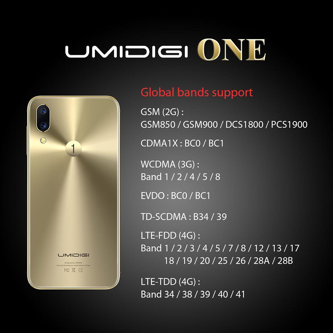 UMIDIGI One