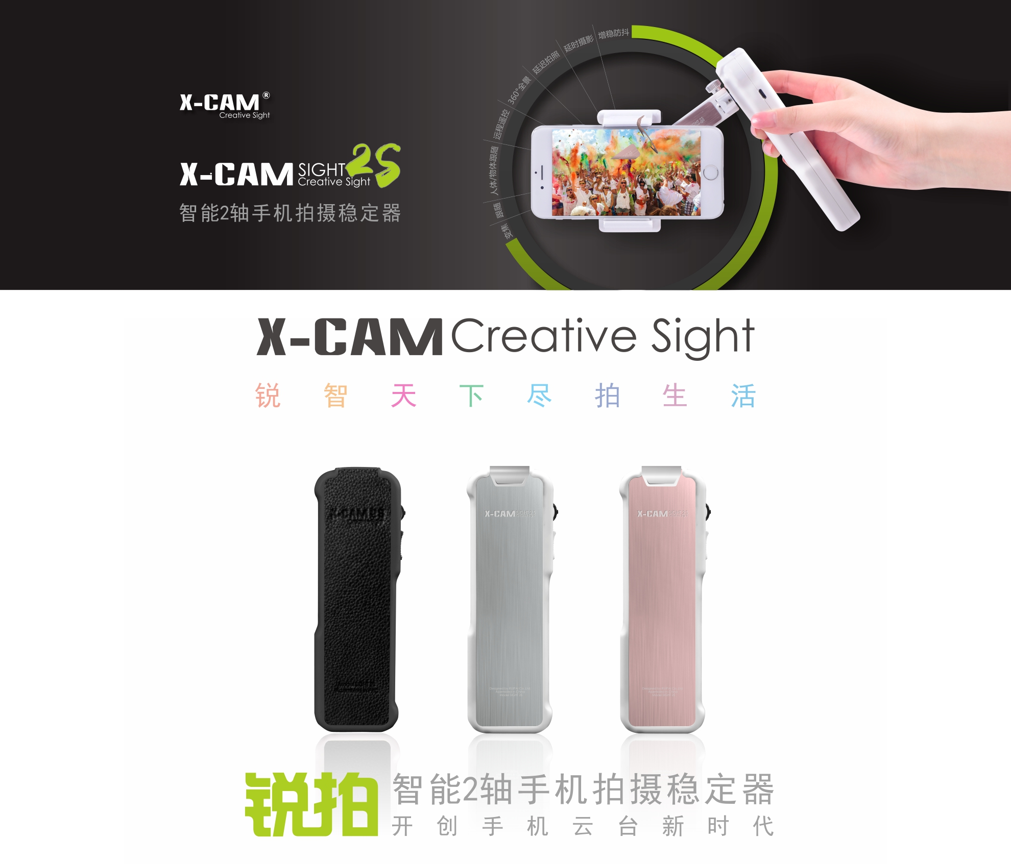 X-Cam SIGHT 2S