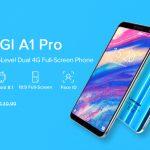 UMIDIGI A1 Pro 4G VoLTE 3 Go de RAM MT6739 à 82.07€