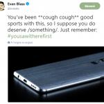 OnePlus 6 dévoilé par evleaks avec une coque arrière spéciale.