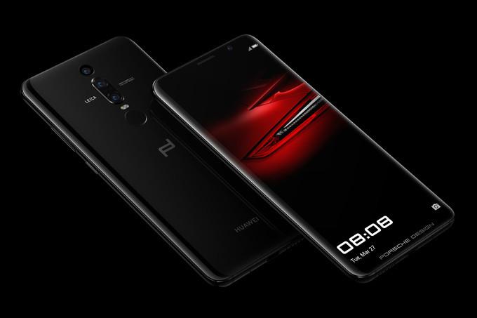 Huawei Mate RS Porsche Design à la une
