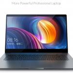 Xiaomi Mi Notebook Pro: les offres