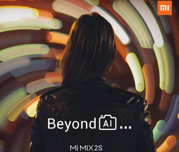 Xiaomi Mi MIX 2S teaser 2