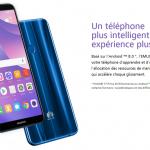 Huawei Y7 Prime version 2018 avec NFC