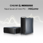 CHUWI HiGame lance un mini PC de gaming sur Indiegogo.